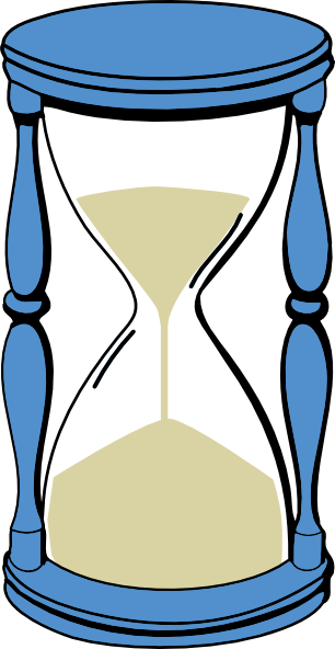 hourglass with sand clip art free vector 4vector rh 4vector com  hourglass pictures clip art