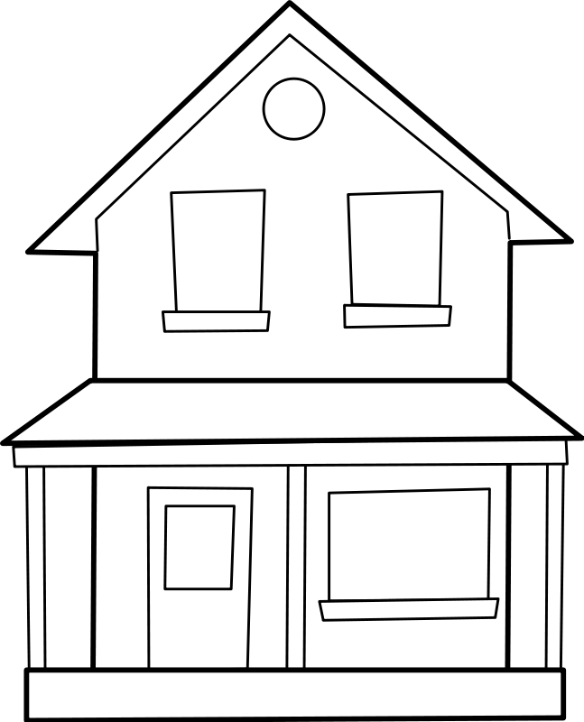 free vector House / maison
