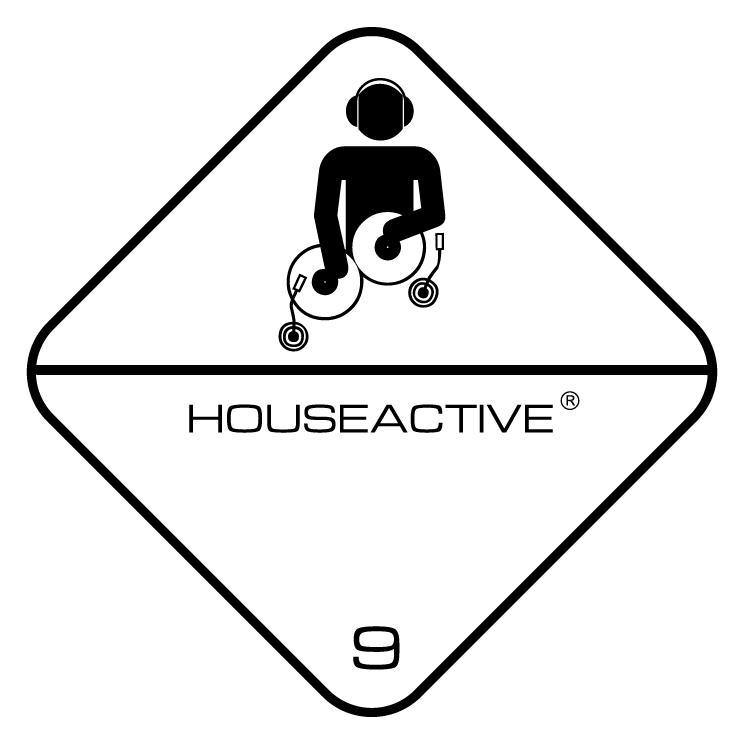 free vector Houseactive