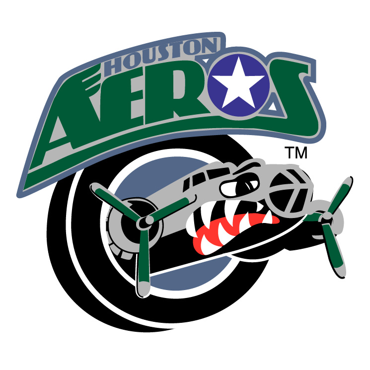 free vector Houston aeros 0