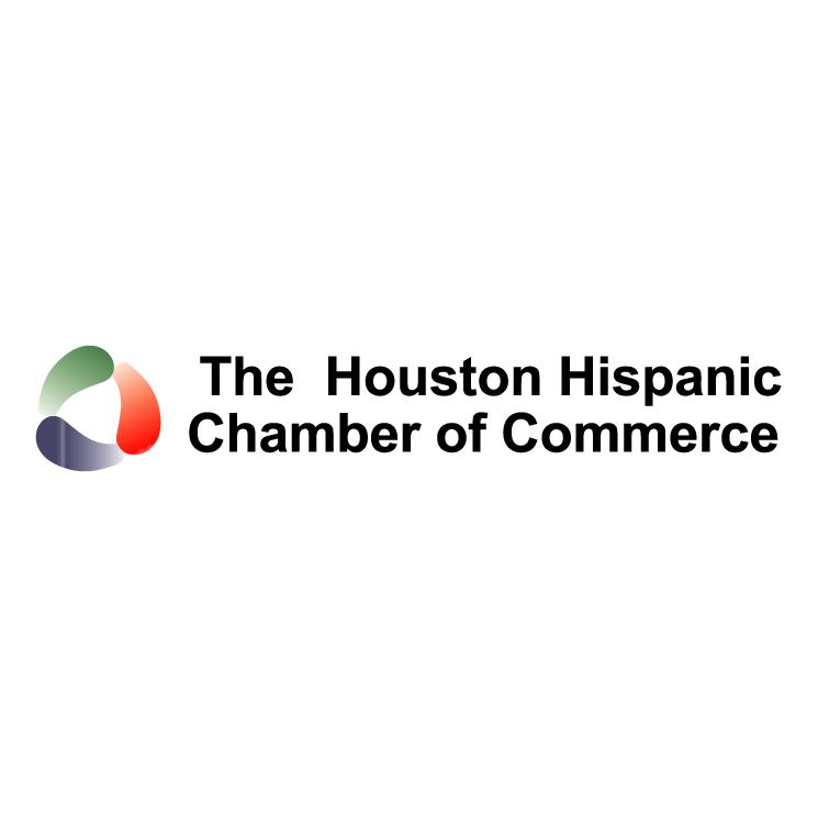 free vector Houston hispanic chamber of commerce