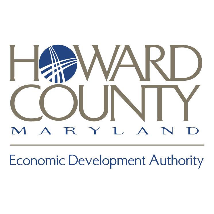free vector Howard county maryland