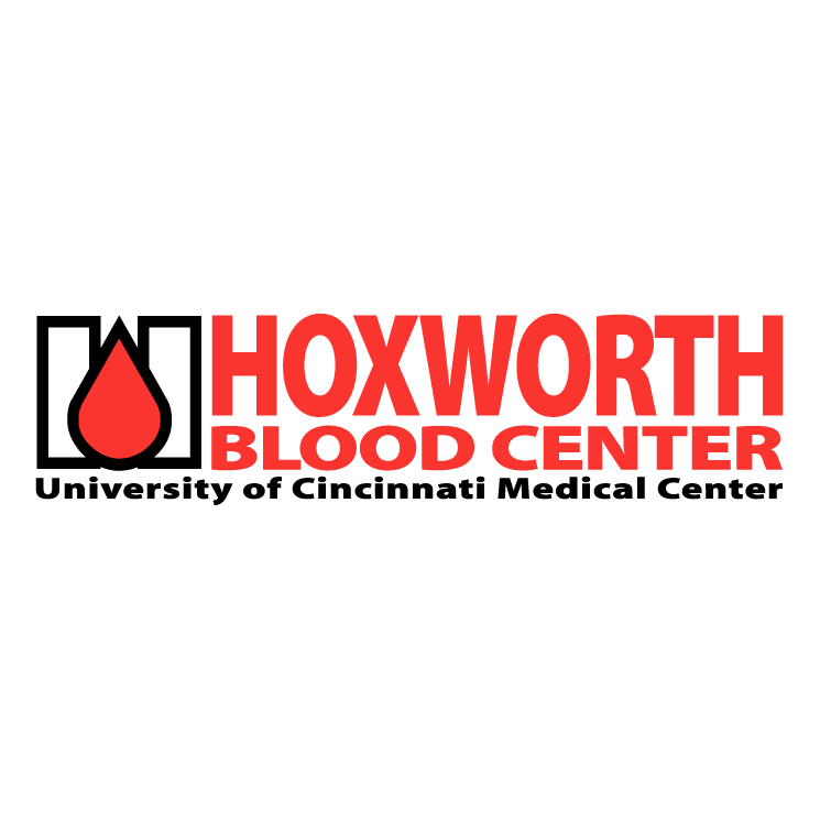 free vector Hoxworth blood center