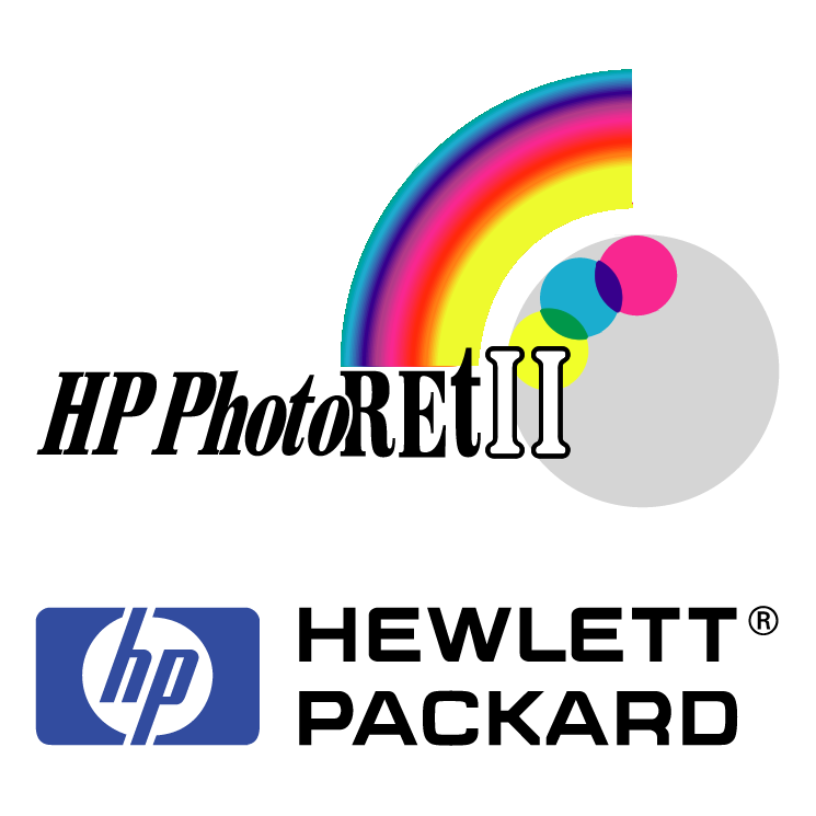 free vector Hp photoret ii