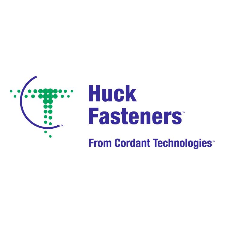 free vector Huck fasteners