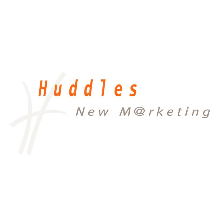 free vector Huddles