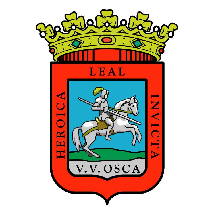 free vector Huesca