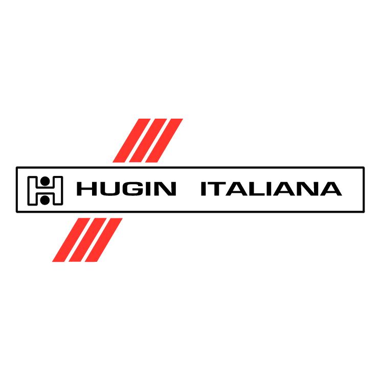free vector Hugin italiana