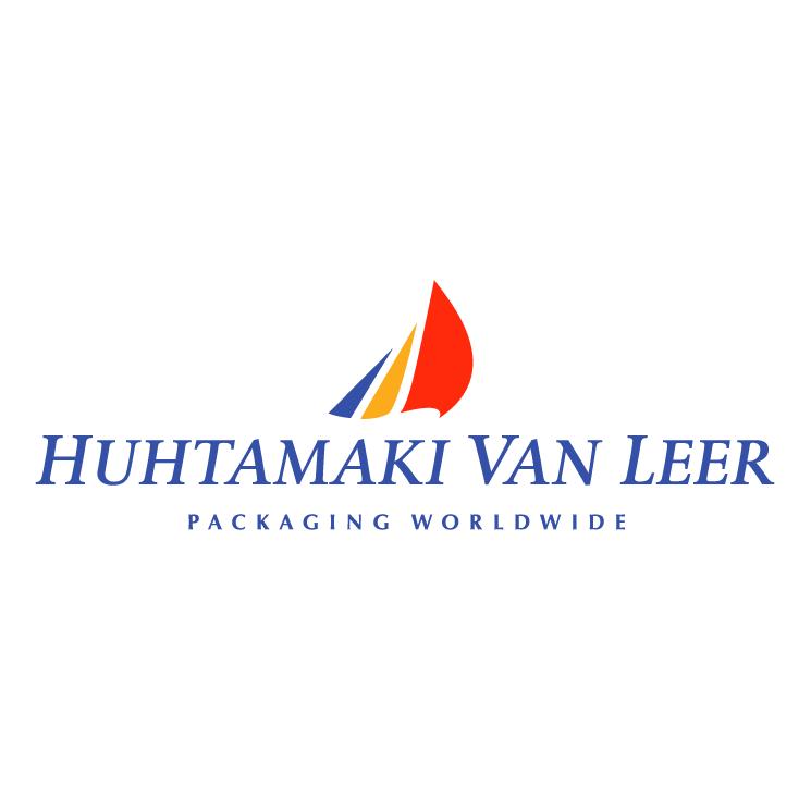 free vector Huhtamaki van leer