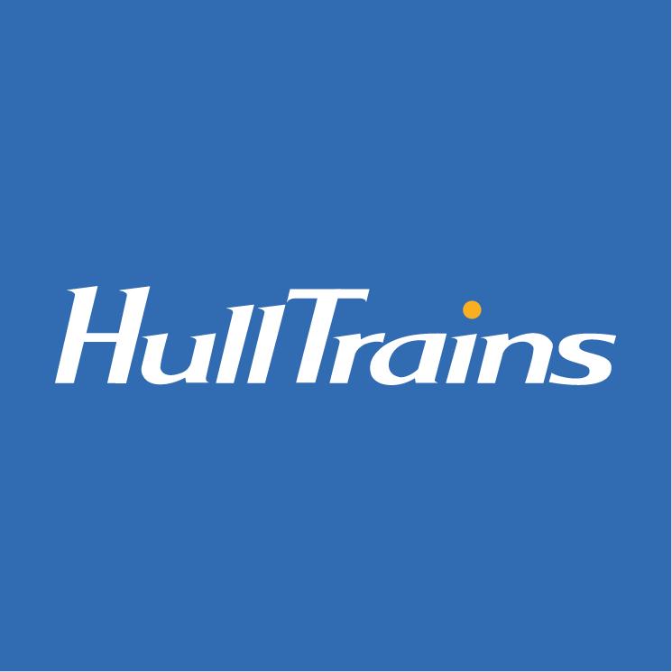 free vector Hull trains