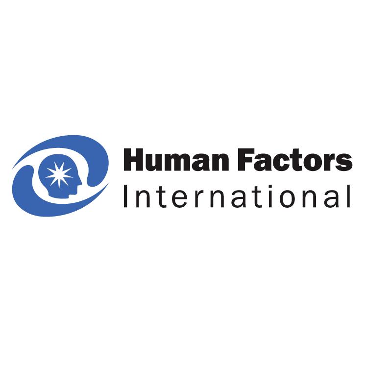 free vector Human factors
