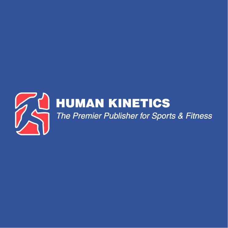 free vector Human kinetics
