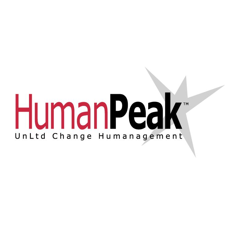 free vector Humanpeak