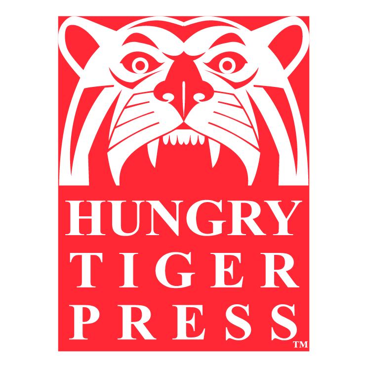 free vector Hungry tiger press