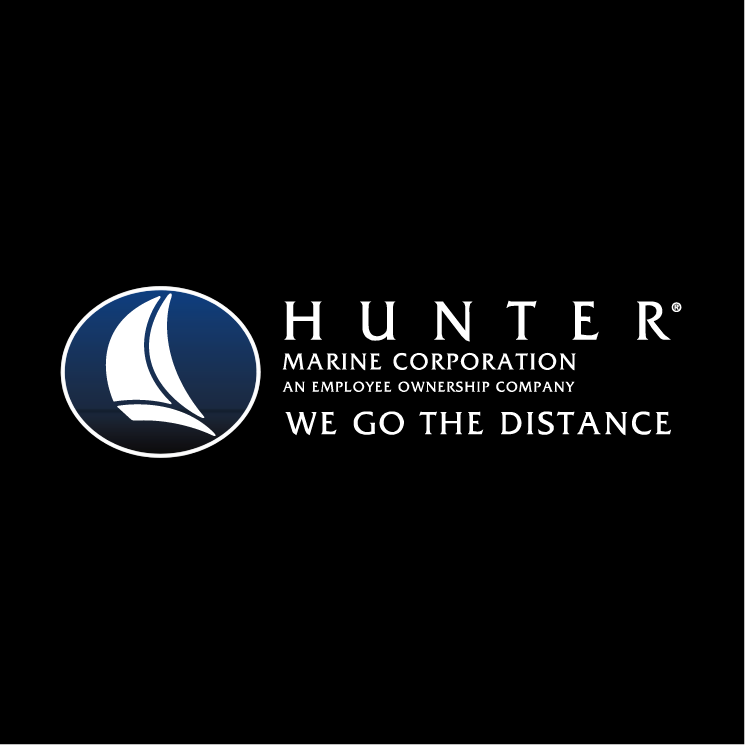 Hunter marine (57049) Free EPS, SVG Download / 4 Vector