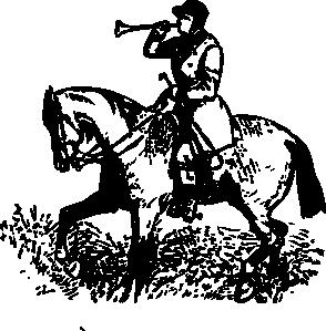 free vector Huntsman clip art