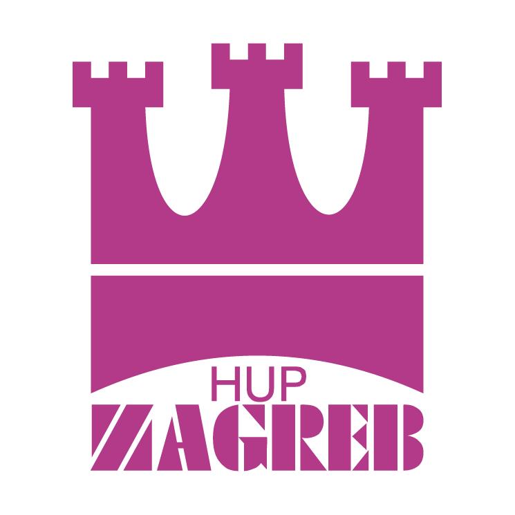 free vector Hup zagreb