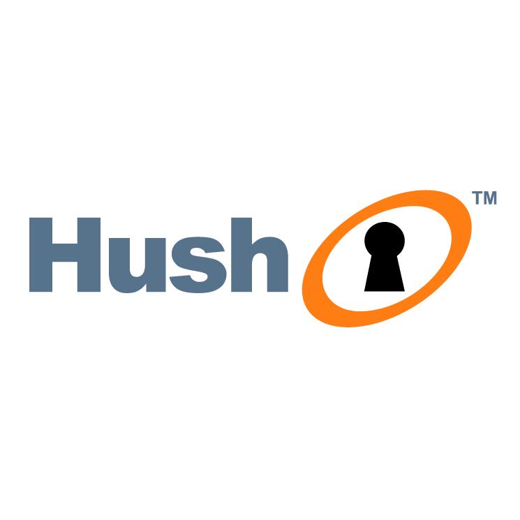 free vector Hush communications