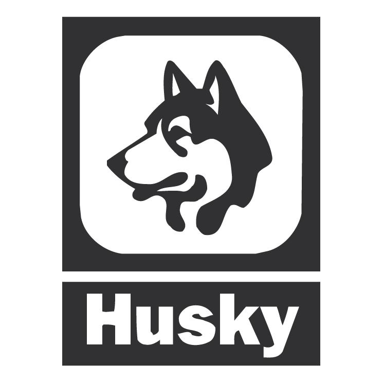free vector Husky 2