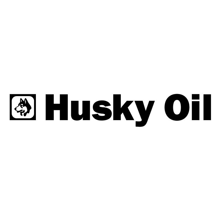 free vector Husky oil