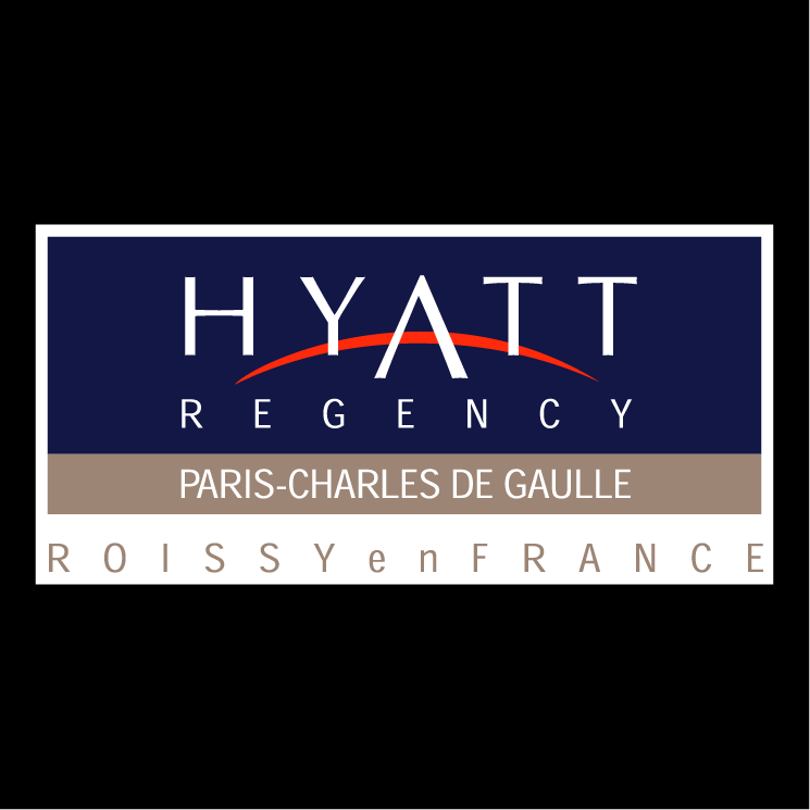 free vector Hyatt regency paris