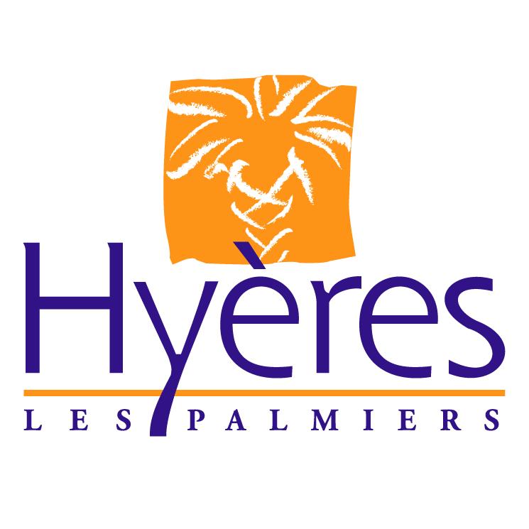 free vector Hyeres