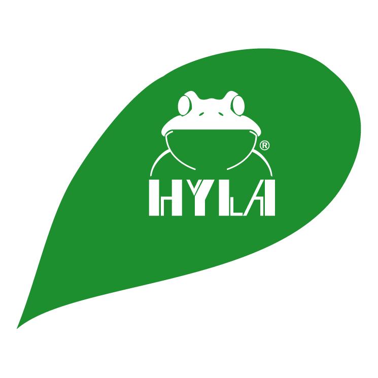 free vector Hyla