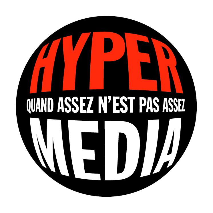 free vector Hyper media
