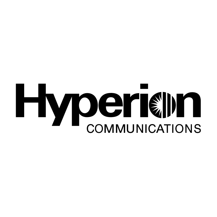 free vector Hyperion communications