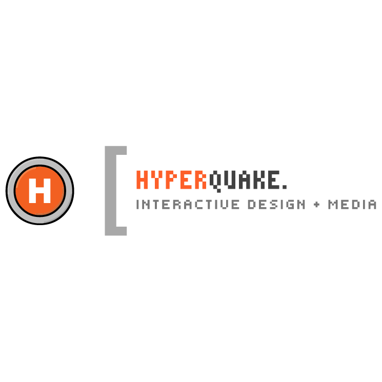 free vector Hyperquake