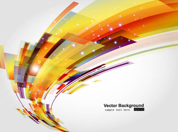 free vector Hyun dynamic special effects vector