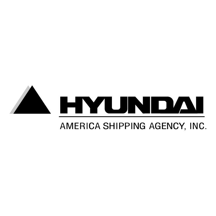 free vector Hyundai america shipping agency