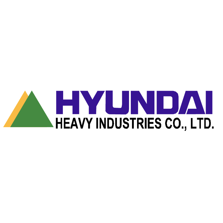 free vector Hyundai heavy industries