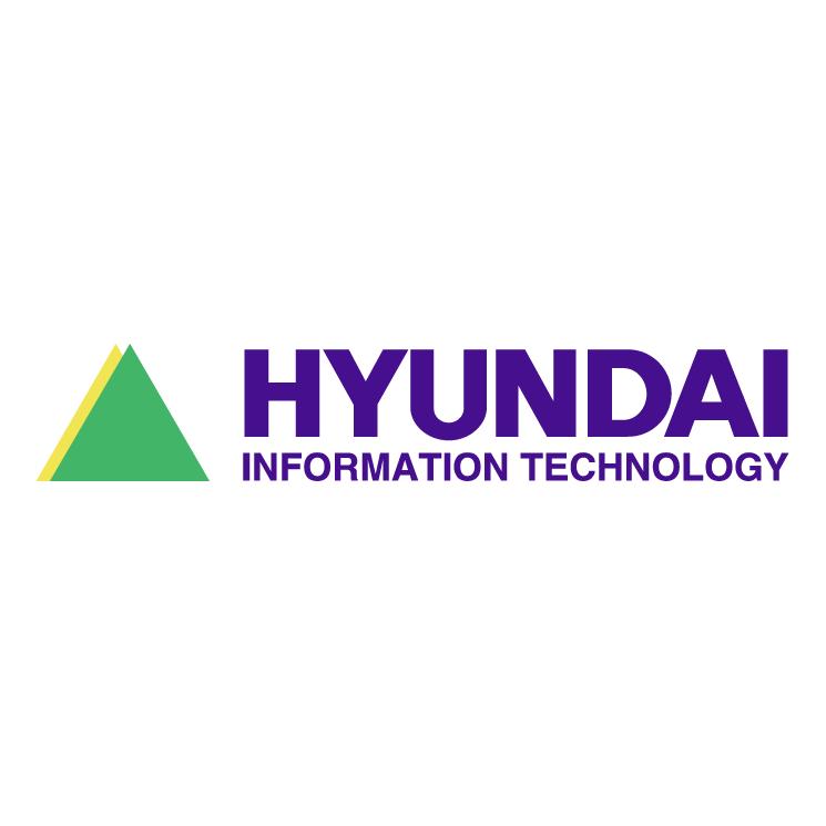 free vector Hyundai information technology