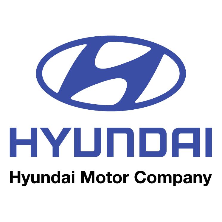 free vector Hyundai motor company 0