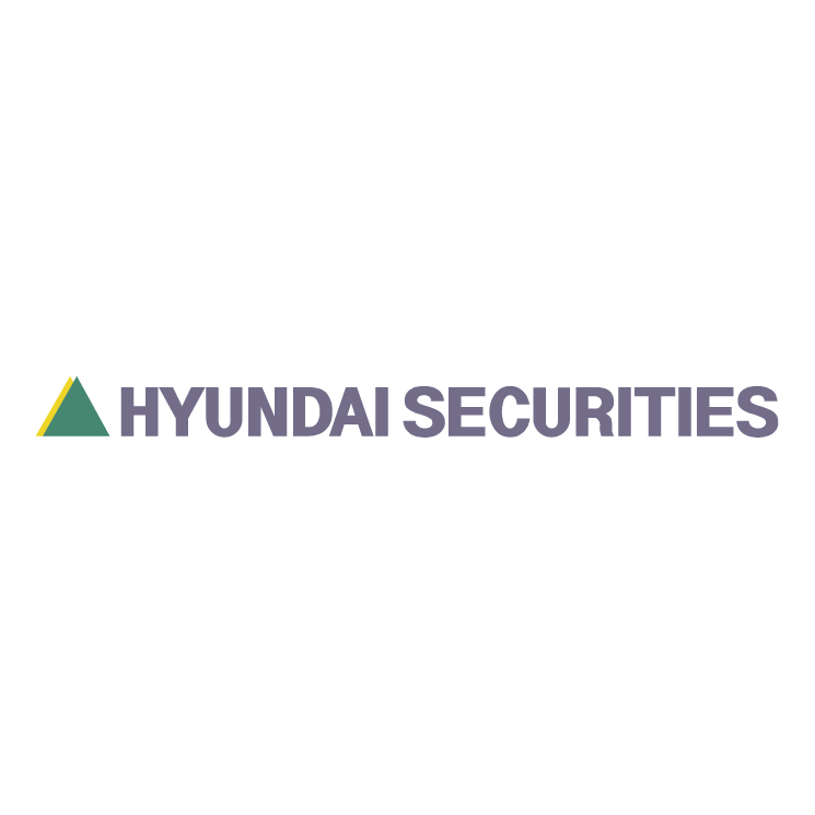 free vector Hyundai securities