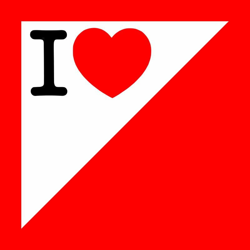 love orienteering Free Vector / 4Vector