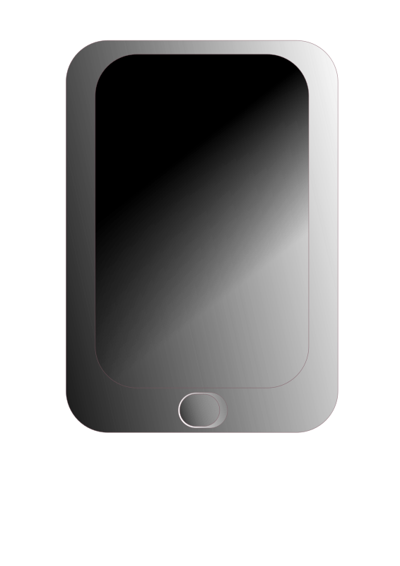 free vector I phone