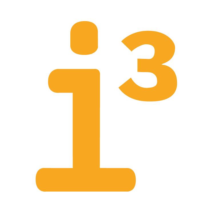 Bii Logo Vector i3 is Free Vector Logo Vector