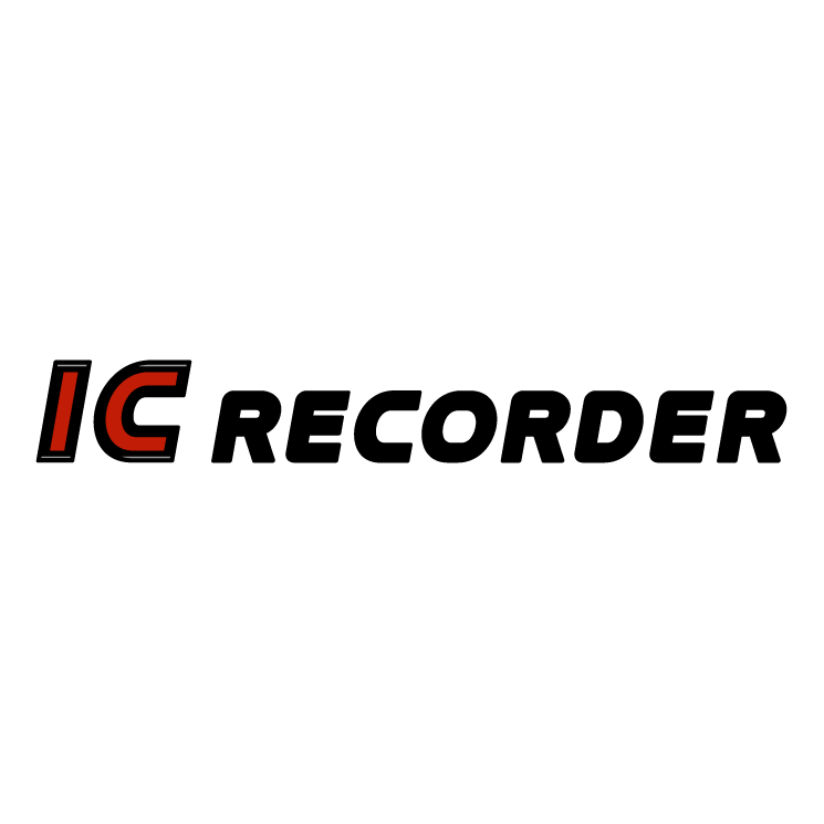 free vector Ic recorder