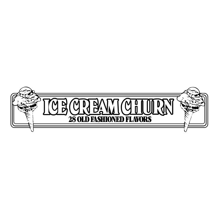free vector Ice cream churn 0