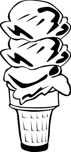 ice cream cones ff menu clip art free vector    4vector