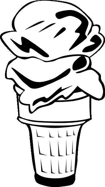 free vector Ice Cream Cones Ff Menu clip art