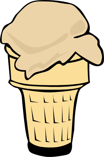 free vector Ice Cream Cones Ff Menu clip art
