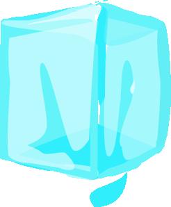 free vector Ice Cube clip art