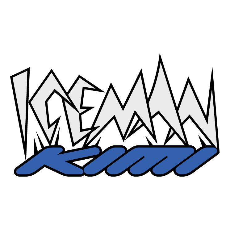 free vector Iceman kimi