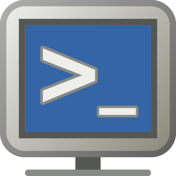 free vector Icon Console clip art