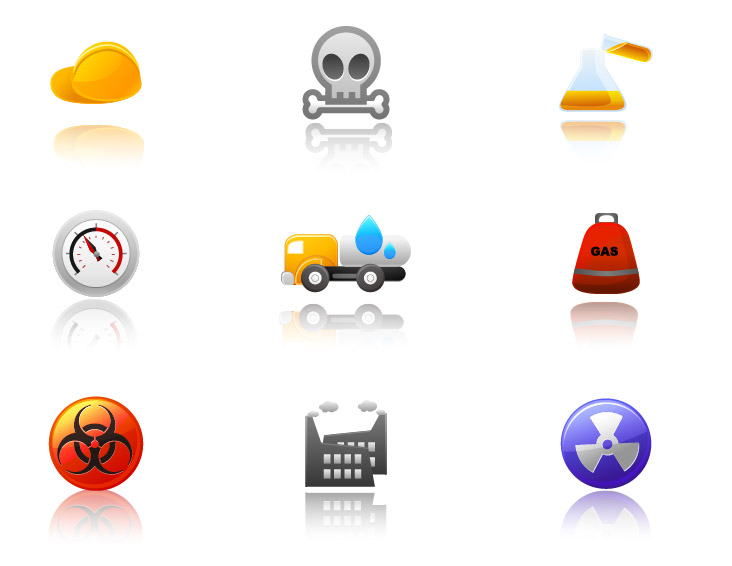 free vector Icon daquan industrial articles vector