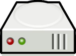 free vector Icon Hard Disk clip art