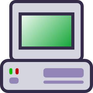 free vector Icon Host clip art